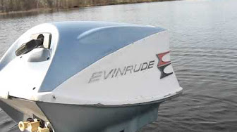 Evinrude 10 HP 1961 Model 10022 10023