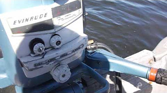 Evinrude 15 HP 1956 Model 15016 15017 15018 15019 | Outboard Boat