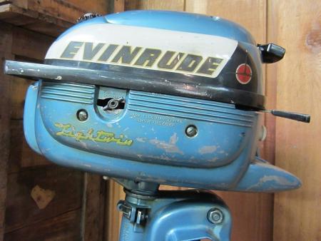Evinrude 3.0 HP 1956 eredua 3018 3019 3020