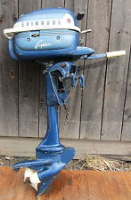 Evinrude 3.0 HP 1958 Model 3026 3027 3028
