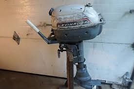 Evinrude 3.0 HP 1966 Model 3602 3603 3606 3632 3633 3636