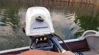 Evinrude 5.5 HP 1964 Model 5402 5403