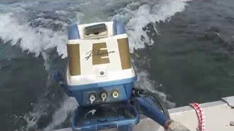 Evinrude 5.5 HP 1960 Model 5520 5521
