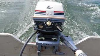 Evinrude 6 HP 1977 Model 6704, 6705 | Outboard Boat Motor Repair