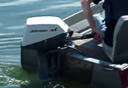 Johnson 6 HP 1971 Model 6R71, 6RL71 | Outboard Boat Motor Repair