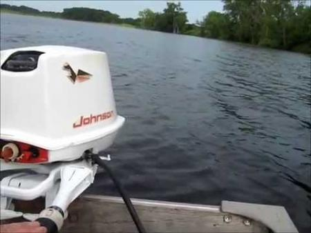 Johnson 5 5 hp 1963 model cd 20 cdl 20 outboard boat for Outboard boat motor repair