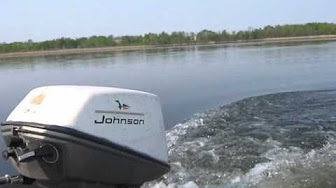 Johnson 6 HP 1967 Model CD-24, CDL-24 | Outboard Boat Motor