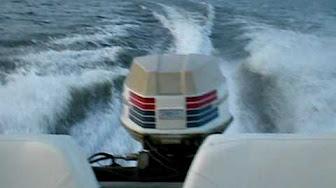 Evinrude 115 Hp 1973 Model 115383 Outboard Boat Motor Repair