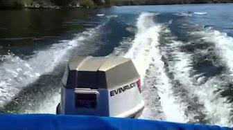 Evinrude 115 Hp 1974 Model 115493 115499 Outboard Boat