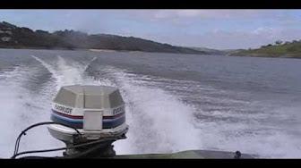 Evinrude 115 HP 1976 Model 115693 115699 | Outboard Boat