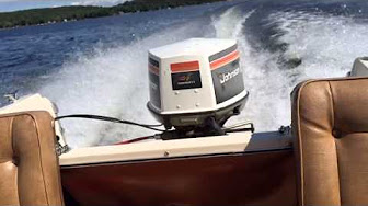 Johnson 115 HP 1975 Model 115ESL75, 115ETL75 | Outboard Boat Motor