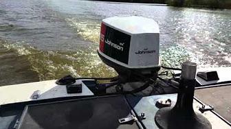Johnson 115 HP 1976 Model 115ESL76, 115ETL76 | Outboard Boat