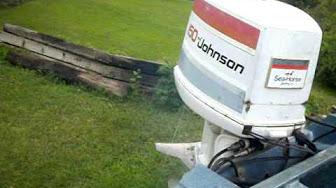 Johnson 150 HP 1979 Model 150TL79, 150TXL79 | Outboard Boat Motor Repair