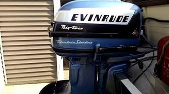 Evinrude 30 HP 1956 modeloa 25022 25023 25526 25527 25924 25925
