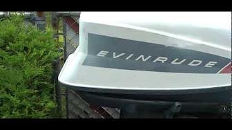 Evinrude 33 HP 1965 Modello 33502 33503 33552 33553