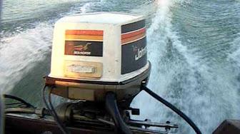 Johnson 50 HP 1975 Model 50ES75, 50ESL75 | Outboard Boat
