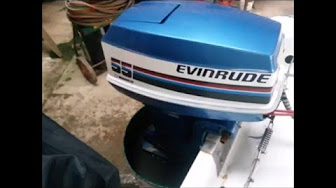 evinrude 55 hp 1978 model 55874 55875 outboard boat motor repair  list of compatible parts available on amazon and ebay ***