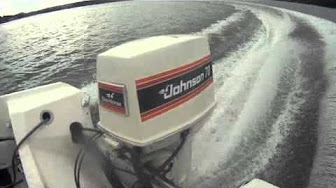 Johnson 70 HP 1975 modelo 70ES75, 70ESL75