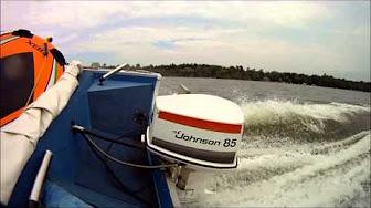 Johnson 85 HP 1977 Model 85EL77, 85ETLR77, 85TXL477