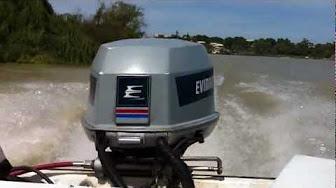 Evinrude / Johnson / OMC 115 HP 1983 modelis 115MLCT, 115TLCT, 115TXCT