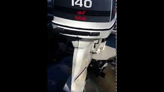 آئينراڊ / جانسن / او ايم سي 140 HP 1992 ماڊل 140CXEN، XMLXLLAN، XNUMTLEN، 140X