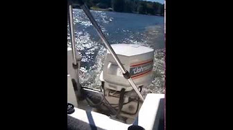 Evinrude/Johnson/OMC 140 HP 1985 Model 140TLCO, 140TXCO