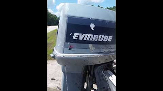 Evinrude / Johnson / OMC 175 HP 1985 modelis 175TLCO, 175TXCO