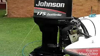 Evinrude/Johnson/OMC 175 HP 1988 Model 175STLAC, 175STLCC, 175TLCC, 175TXCC