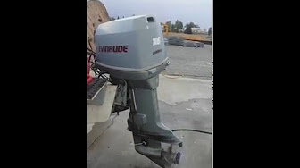 Evinrude/Johnson/OMC 185 HP 1984 Model 185TLCR, 185TXCR