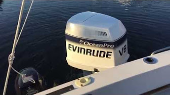 Evinrude/Johnson/OMC 225 HP 1989 Model 225CXCE, 225PLAE, 225PLCE, 225PXCE, 225TLAE, 225TLCE, 225TXCE
