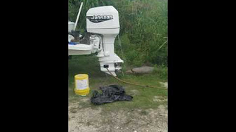 Evinrude/Johnson/OMC 250 HP 1999 Model 250CXEE, 250CZEE, 250PXEE, 250PZEE