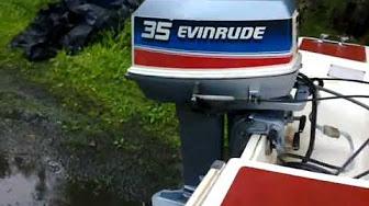 / Evinrude / Johnson / OMC 35 HP 1982 Modelo 35BACN, 35BALCN, 35ECN, 35ELCN, 35RCN, 35RLCN, 35TELCN