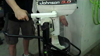 Evinrude/Johnson/OMC 3 HP 1995 Model 3REO