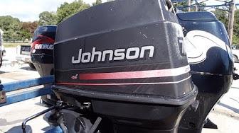 Evinrude / Johnson / OMC 70 HP 1996 modelo 70ELED, 70TLED, 70TXED