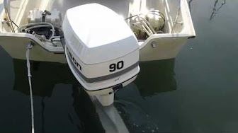 Evinrude/Johnson/OMC 90 HP 1994 Model 90JLER, 90MLER, 90TLAR, 90TLER, 90TXAR