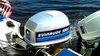 Evinrude / Johnson / OMC 90 HP 1981 modelis 90MLC, I 90TLCI, 90TXCI