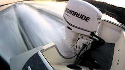 Evinrude / Johnson / OMC / BRP 60 HP 2004 modelo BJ60PL4SRR J60PL4SRR