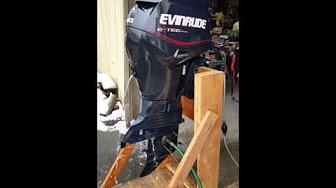 Evinrude / Johnson / OMC / BRP 40 HP 2006 eredua E40DELSDA E40DPLSDA E40DRLSDA BJ40PL4SDR J40PL4SDE