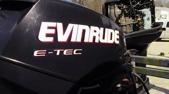 Evinrude / Johnson / OMC / BRP 50 HP 2006 eredua E50DPLSDA BJ50PL4SDR J50PL4SDE