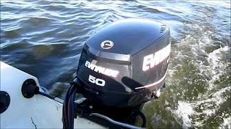 Evinrude / Johnson / OMC / BRP 50 HP 2009 eredua E50DPLSEE E50DSLSEC E50DTLSEC