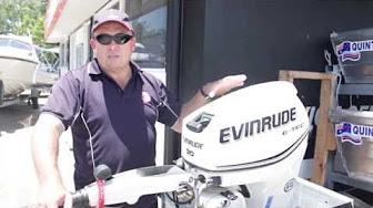 Evinrude / Johnson / OMC / BRP 60 HP 2013 AA Modelo E60DPLAAA E60DSLAAA E60DTLAAALINM
