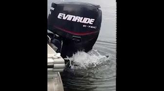 Evinrude / Johnson / OMC / BRP 75 HP 2005 eredua E75DPLSOR
