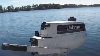 Evinrude / Johnson / OMC 1.2 HP 1989 Model JCO-CE, EJR-CE