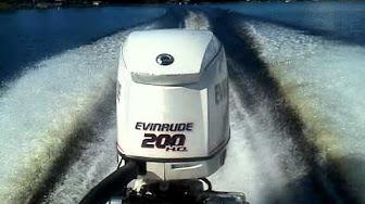 Evinrude/Johnson/OMC/BRP 200 HP (90° V6 3 3 L) 2008 Model