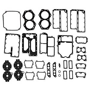 18-4303 Gasket Kit, Powerhead Johnson/Evinrude V4 Crossflow 1977-1992