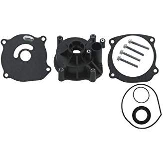 18-3391 Water Pump Housing Kit - With Housing