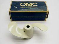 OMC Aluminium Prop 376968 OM Pin Aluminium (Pin Drive)