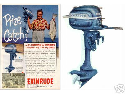 1952 Lightwin Ad