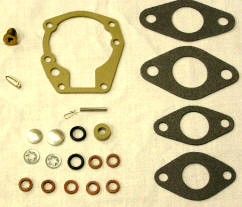 Johnson soavalin-dranomasina 5.5 Carburetor Tune-Up Kit