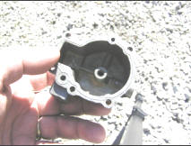 Johnson Seahorst 5.5 Carburetor Garbiketa